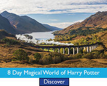8 Day Magical World of Harry Potter