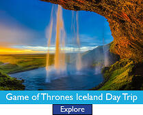 Game of Thrones Iceland Day Trip