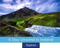 Unwind in Iceland
