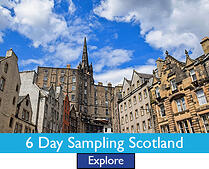 Sampling Scotland