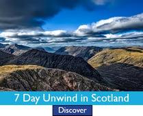 Unwind in Scotland