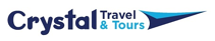 crystal travel logo png